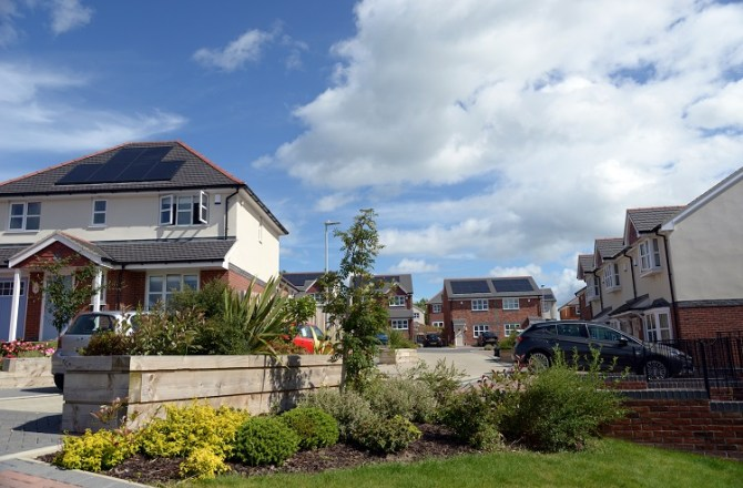 Approval for Major Conwy Housing Development