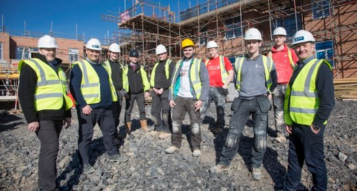 New Apprenticeships Created Across Two Major Construction Sites in North Wales