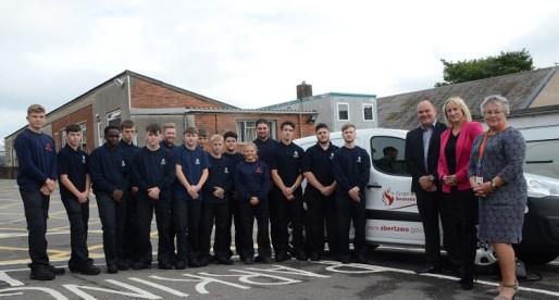 New Council Apprentices Building a Bright Future