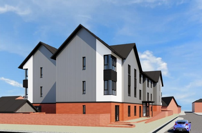 Port Talbot Firm Win Housing Build Contract
