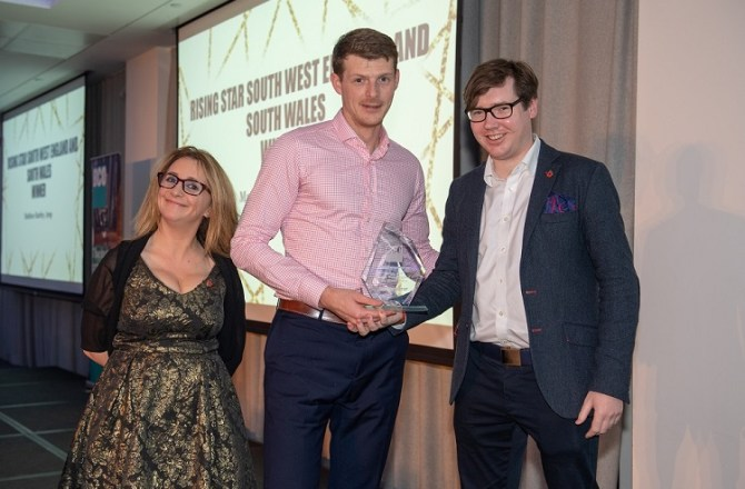 British Council for Offices Celebrate South West Property Talent in Next Gen Awards