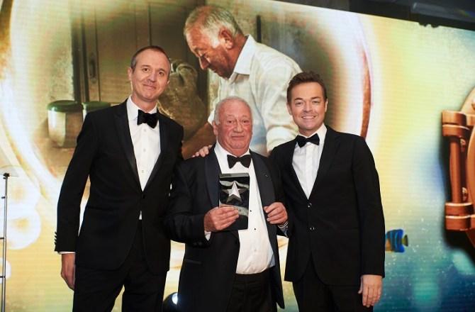Welshman Awarded Outstanding Contribution Award