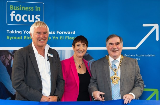 New Merthyr Hub Opens for SMEs and Entrepreneurs