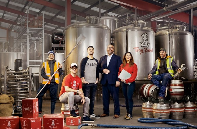 Funding Package Enables Expansion for Welsh Craft Beer Company