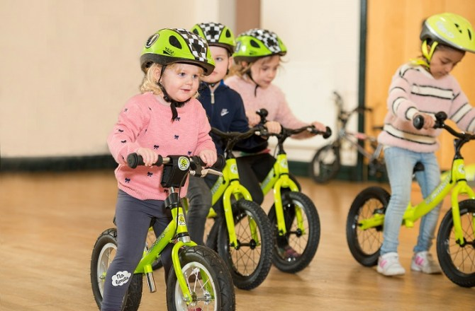 Balanceability Secures Largest Ever 'Learn-to-Cycle' Contract in North Wales