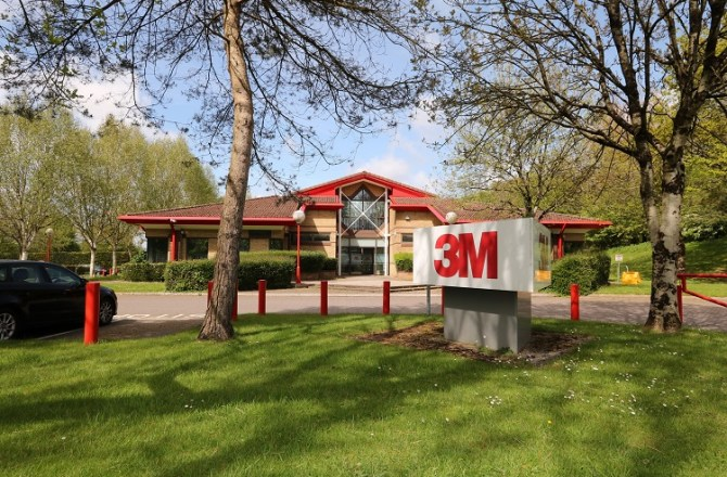 Bridgend Science Park Office Sold for £2.41 Million