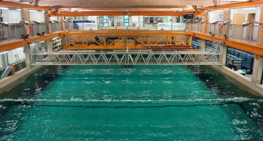 Swansea-Based Wave Energy Company Completes Scale Tank Testing