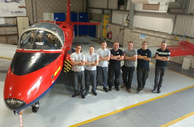 Jet2 Boss Donates his Private Airplane to North Wales College