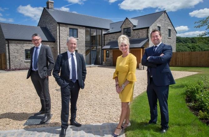 Vale of Glamorgan Luxury Housing Development Now Complete