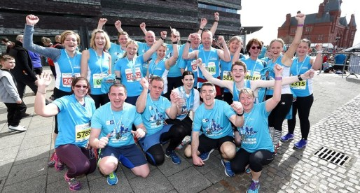 Brecon Carreg Back to Make a Splash at Cardiff Bay Run