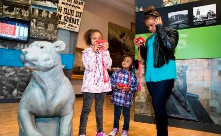 Cardiff Story Museum Nominated for Family Friendly Museum Award