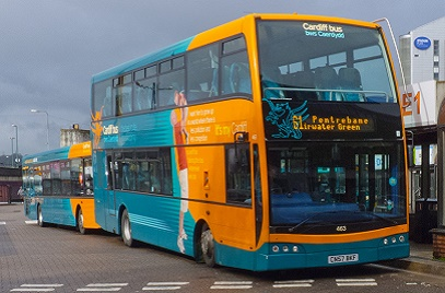 "The Bus Hailed ""A Force for Good"" in Cardiff Industry Conference"