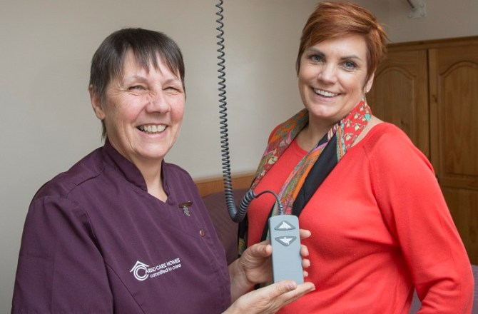 Nursing Home Company Takes Care of Business with £120K Investment