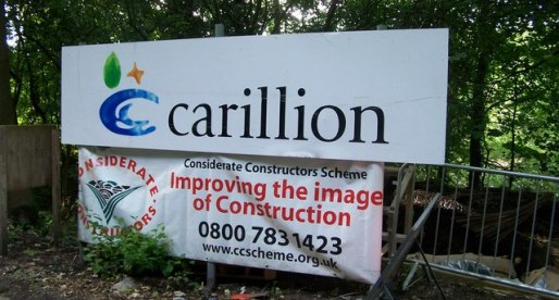 Monmouthshire Council Advises Businesses to get in Touch Over Carillion