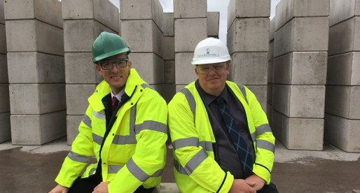 Cardiff-Based Castle Construction Products Invests £350,000 Supported by Barclays