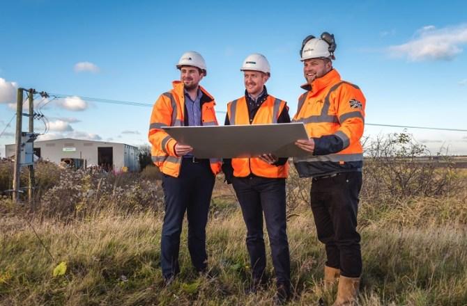 Caulmert Wins Contract for Renewable Energy Development