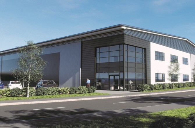 Welsh Industrial Property Take up Rises in Second Half of 2018