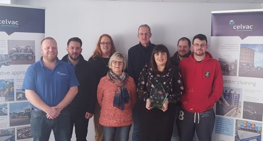 Tenby Firm Recognised for Investing in their Staff
