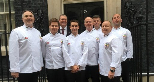 Welsh Chefs Brave the Snow to Cook for the Prime Minister on St David's Day