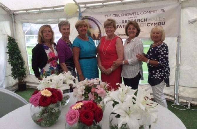 Crickhowell Team of Eight Raises £110,000 for Welsh Cancer