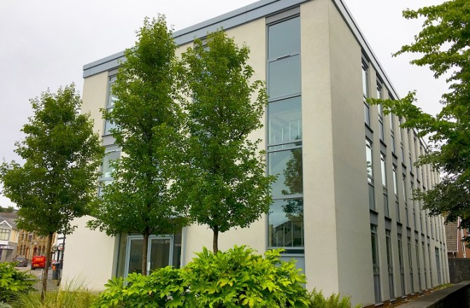 Business in Focus Invests in Merthyr with New Offices Available