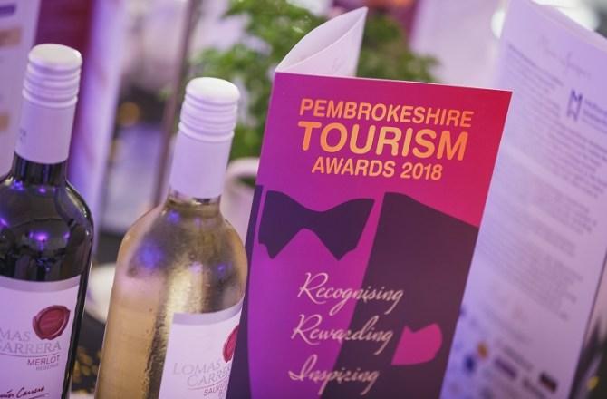 Stars Shine at Pembrokeshire's Tourism Awards