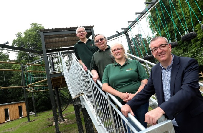 Adventure Awaits: Robinwood Opens Wrexham Centre