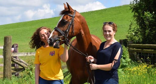Cardiff and Vale College Students Set up Equine and Event Photography Business