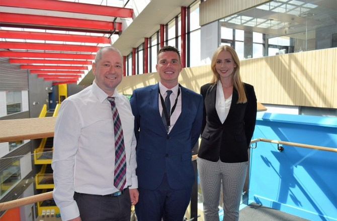 Cardiff and Vale College and Persimmon Homes Join Forces