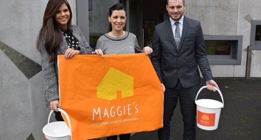 Leading Accountant Selects Maggie's as Their Chosen Charity and Fundraising is Already Underway