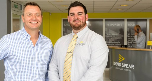 Leading LCV Dealership Adds Another Accolade to their Collection