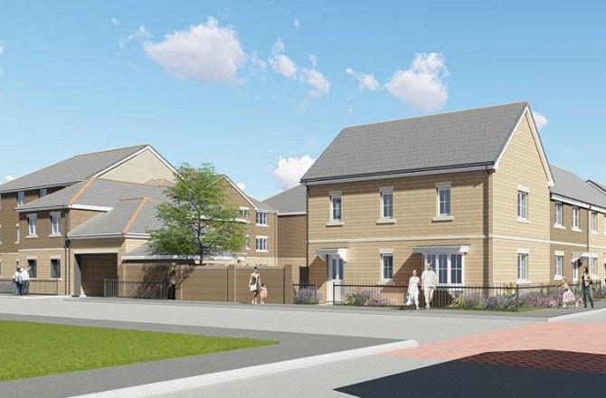 £4.3m Innovative Housing Development Set to Start this Autumn