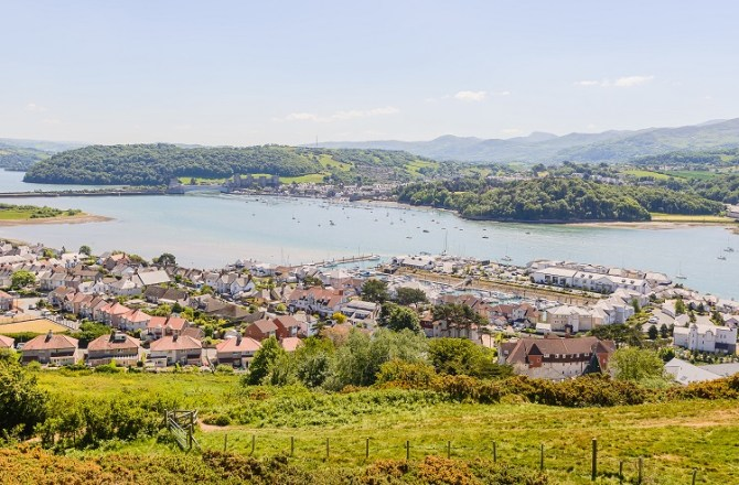 North Wales' Most Modern and Exclusive Marina Offered for Sale