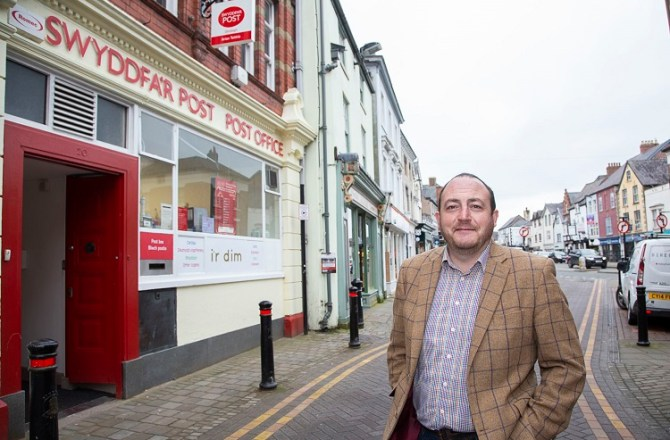 Businessman on a Mission to Breathe new Life into Denbigh and Ruthin Town Centres