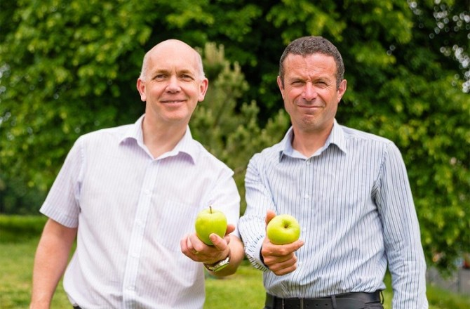 Welsh Consortium Secures £350,000 Funding to Use Apples to Tackle Obesity