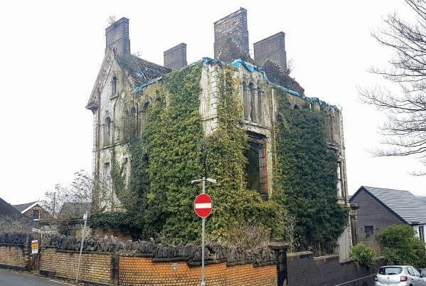 Former Swansea Steel Magnate's Mansion to go Under the Hammer