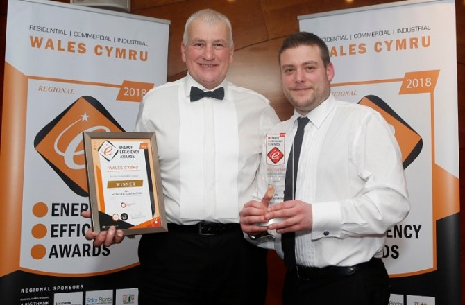 Denbighshire Green Energy Company Wins Top National Award