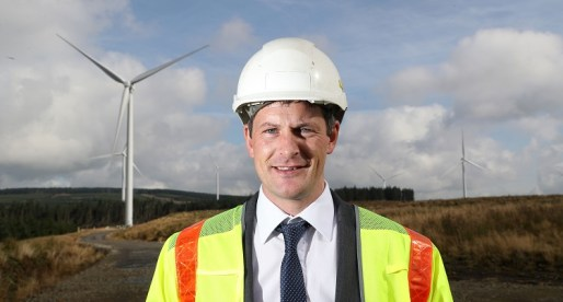 Jones Bros Wins Circa £20M Contract to Help Clocaenog Forest Wind Farm