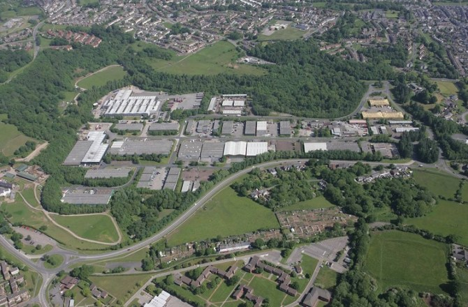 Investment Sparks Signups for Cwmbran Industrial Estates