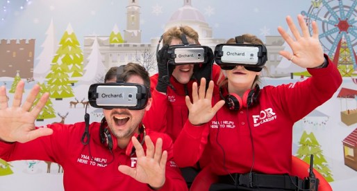 Cardiff's New Virtual and Augmented Reality Experiences Launches