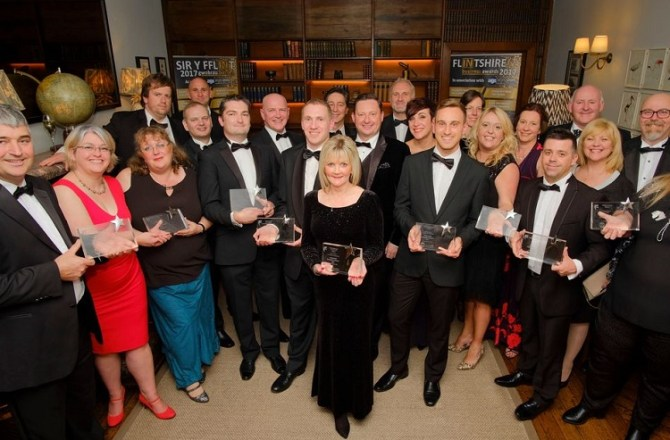 Call for Sponsors to Support the Flintshire Business Award