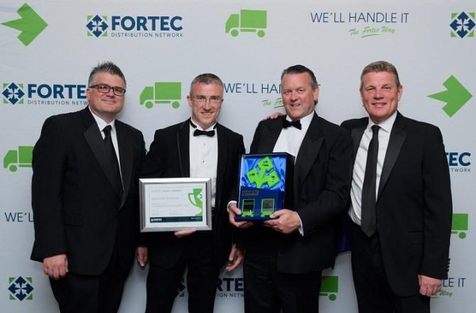 Cwmbran-based Bridgetime Transport Presented with Prestigious Award