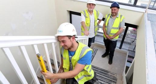 Grŵp Cynefin Development Gives Back to Rhyl Community