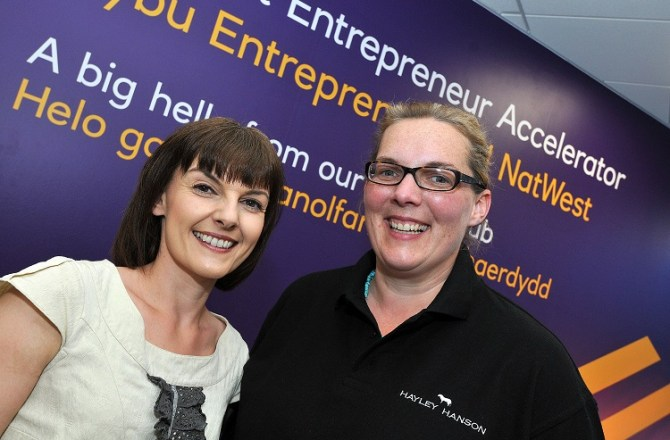 Business News Wales Meets: Gemma Collins, Natwest Business Growth Enabler