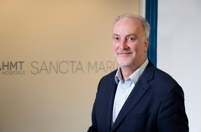 New Hospital Director for HMT Sancta Maria Hospital