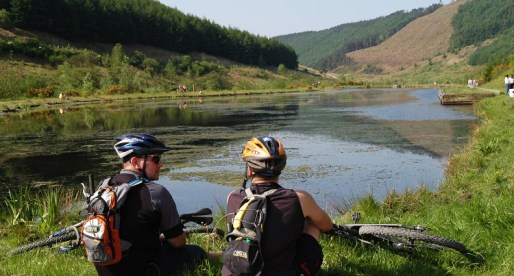 Afan Valley Named in 'UK Top 20 Cycle Routes with a View'