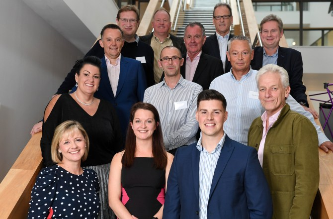 Entrepreneurs Scoop £100k of Equity Investment at First 'Pitch It' Wales Event