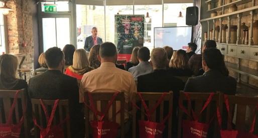 Business Wales Promotes Welsh Language Services