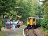Special Events on Track to Celebrate Scenic Railway Line's 150th Birthday