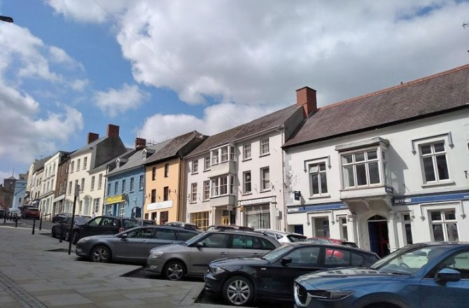 Hundreds of Pembrokeshire Businesses Eligible for Rate Relief